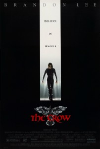 El cuervo_poster