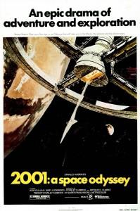 2001 Una odisea en el espacio_poster