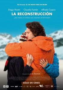 la recostrucción_poster