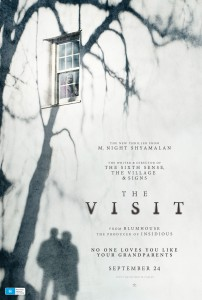 La visita_poster