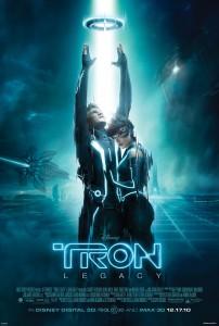 Tron Legacy_poster