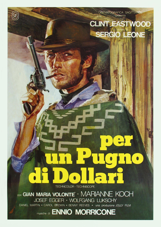 Por un puñado de dolares_poster