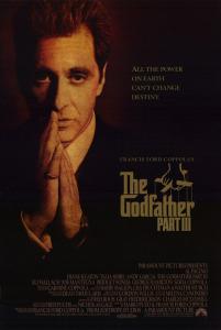 el padrino parte III__poster
