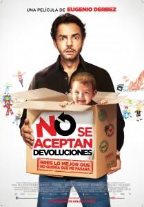 No se aceptan devoluciones_poster
