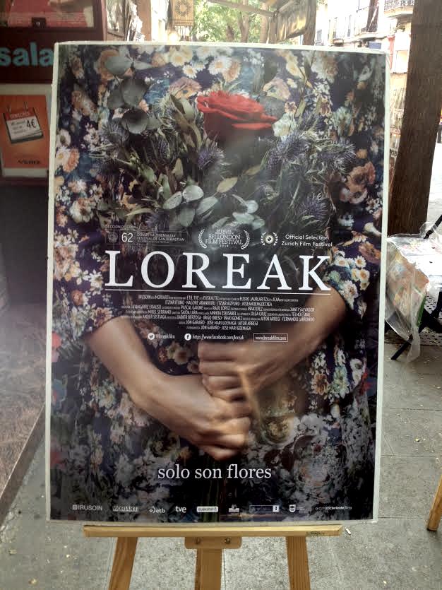 Loreak, de José María Goenaga y Jon Garaño