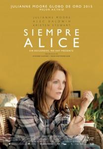 Siempre Alice_poster