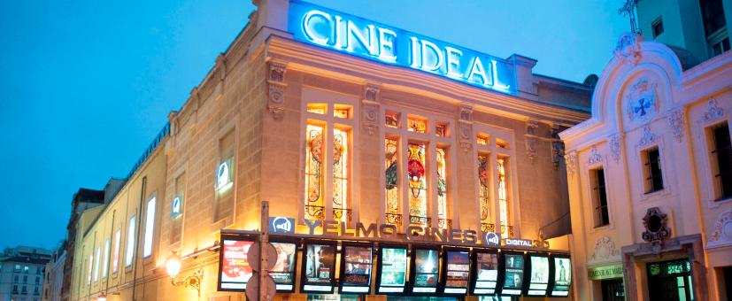 Cine Ideal Madrid