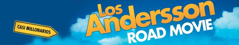 Los Andersson Road Movie_banner