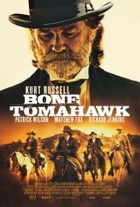 Bone tomahawak_poster