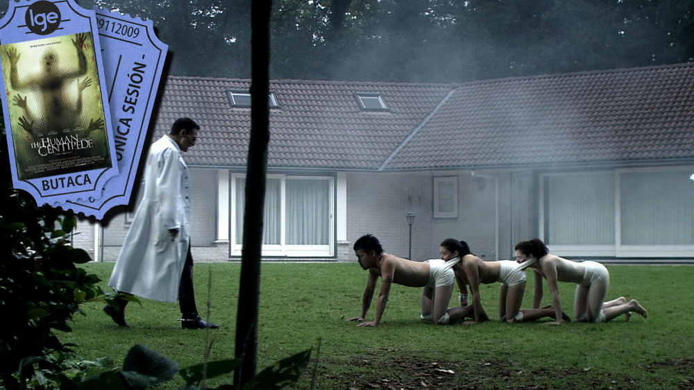 5 THE HUMAN CENTIPEDE