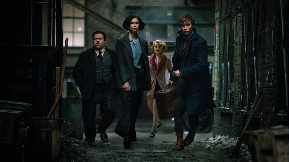 Fantastic Beasts and Where to Find Them_portada